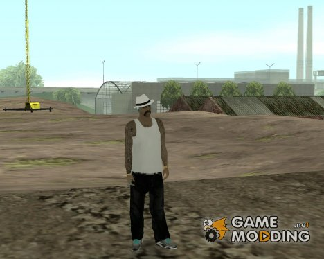 Rifa HD для GTA San Andreas