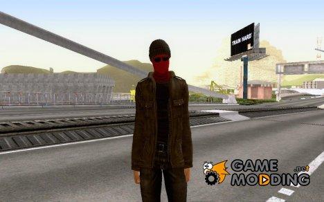 Vigilante Spider-Man для GTA San Andreas