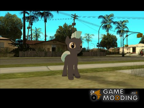 Thunderlane (My Little Pony) для GTA San Andreas