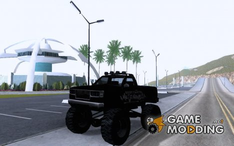 NFS MW Monster Skin для GTA San Andreas