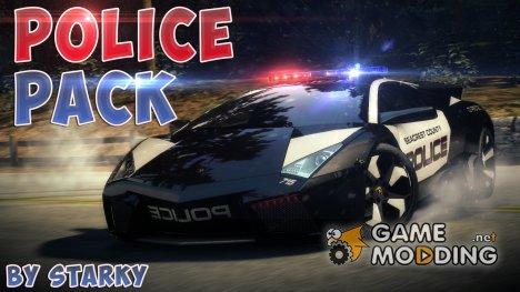 PolicePack для GTA San Andreas