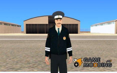 Сотрудник ДПС РФ for GTA San Andreas
