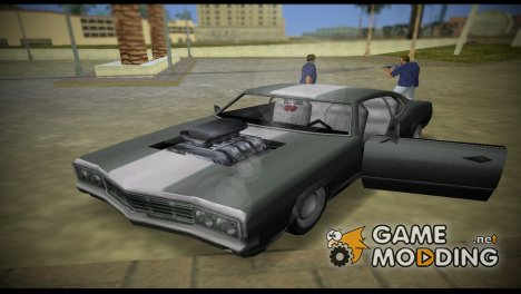 "Sabre Turbo ""Half-Lowrider"" for GTA Vice City"