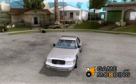 Ford Crown Victoria Missouri Police for GTA San Andreas