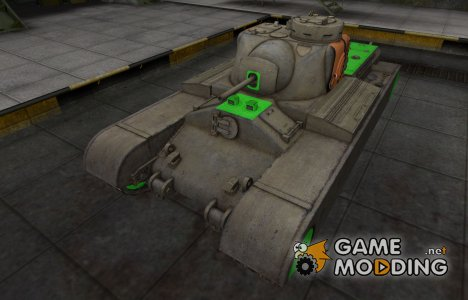 Качественный скин для AT 2 для World of Tanks