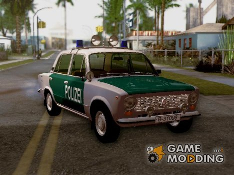 ВАЗ-21011 Polizel for GTA San Andreas