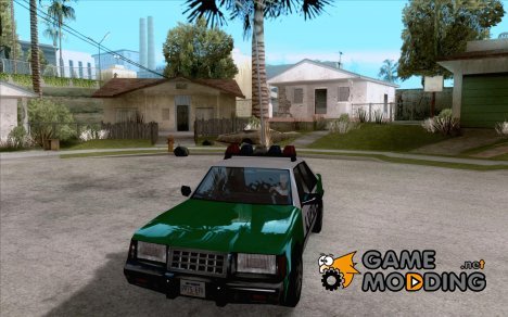 LVPD Police Car for GTA San Andreas
