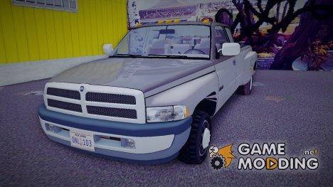 1994 Dodge Ram 3500 для GTA 3