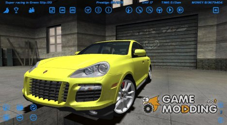 Porsche Cayenne Turbo S for Street Legal Racing Redline