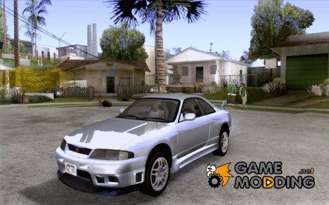 Nissan Skyline R33 GT-R V-Spec for GTA San Andreas