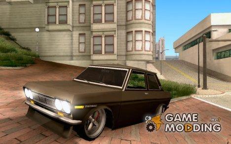 Datsun 510 SSS 1968 для GTA San Andreas