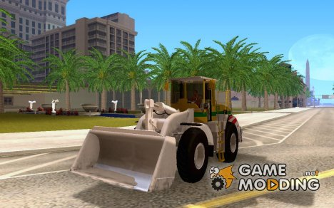Caterpillar 966 G II for GTA San Andreas