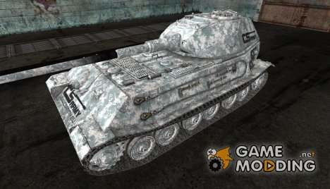 VK4502(P) Ausf B 24 for World of Tanks