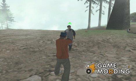 Монстры и психи для GTA San Andreas