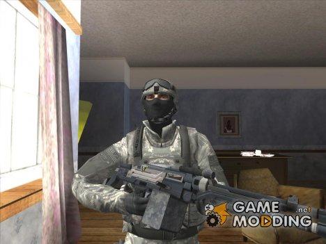 Crysis 2 MK 60 for GTA San Andreas