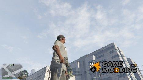 Max Payne 3 Uzi 1.0 для GTA 5