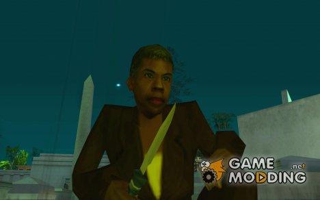 Миссия о маме CJ for GTA San Andreas