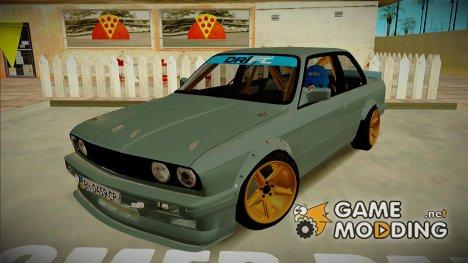 BMW e30 UDC для GTA San Andreas
