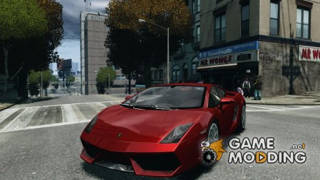 Lamborghini Gallardo LP560-4 for GTA 4