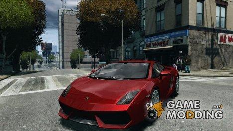 Lamborghini Gallardo LP560-4 для GTA 4