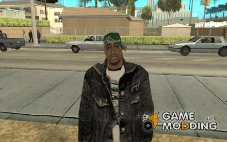 grove skin 1 рангов for GTA San Andreas