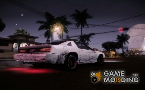 Dirty Vehicle.txd SA-MP Edition для GTA San Andreas