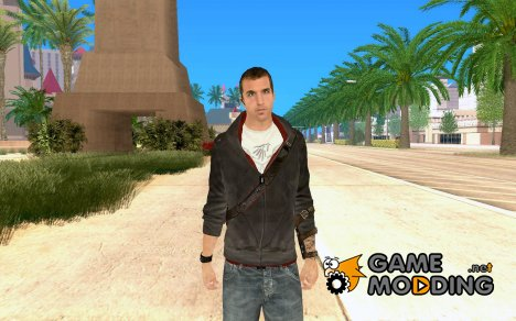 Desmond Miles for GTA San Andreas