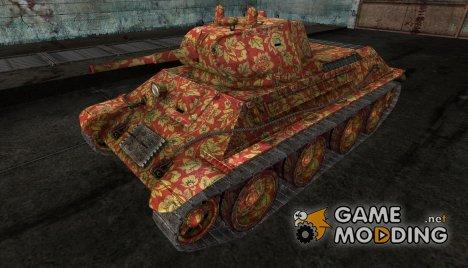 Шкурка для А-20 for World of Tanks