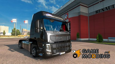 Volvo FM by Rebel8520 V4.5 for Euro Truck Simulator 2