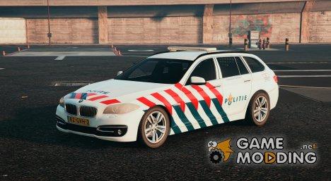 Politie BMW 525D for GTA 5
