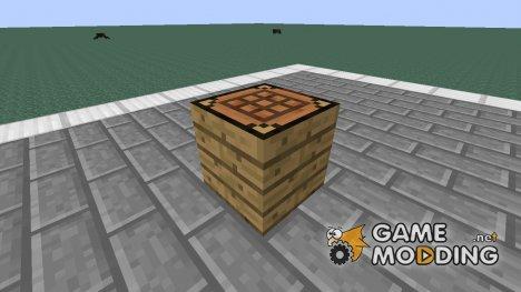 Better Crafting для Minecraft