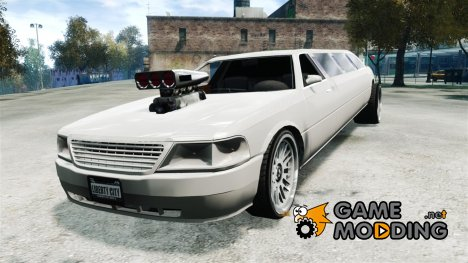 Limo дрэг-рейсинг for GTA 4