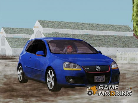 Volkswagen Golf Mk5 GTI for GTA San Andreas