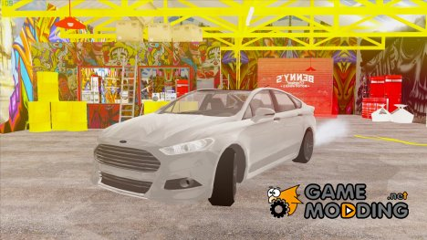 Ford Fusion Styling Package by 3dCarbon 2014 для GTA San Andreas