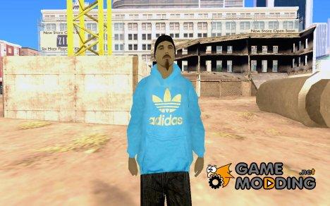 Latino Skin for GTA San Andreas