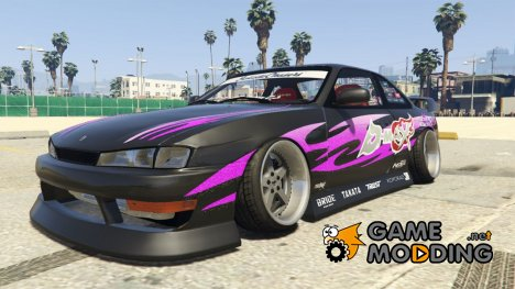 Nissan Silvia S14 Kouki BN Sports for GTA 5