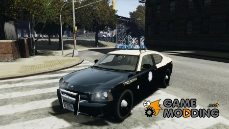 Dodge Charger Florida Highway Patrol для GTA 4