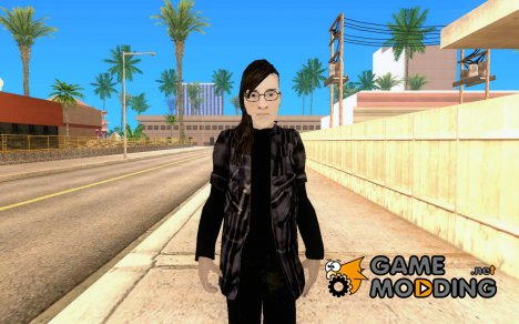 Skrillex for GTA San Andreas