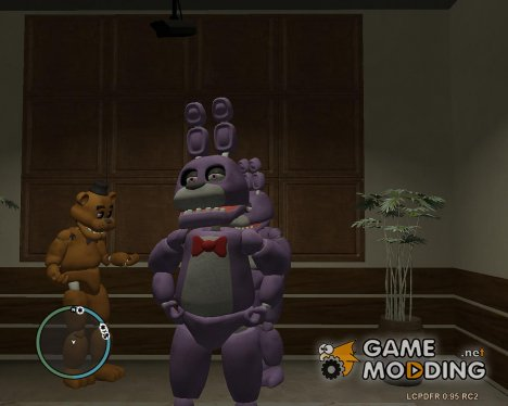 Five Nights at Freddy's (Bonnie) для GTA 4