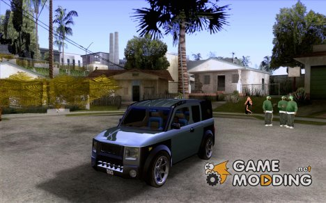 Honda Element LX for GTA San Andreas