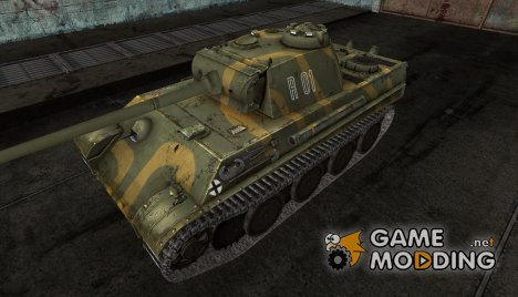 PzKpfw V Panther от caprera for World of Tanks