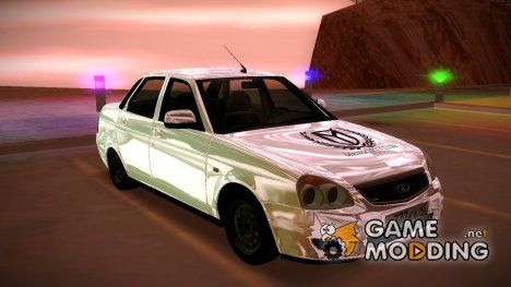 "Lada Priora ""Mansory Club"" для GTA San Andreas"