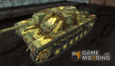StuG III coldrabbit for World of Tanks