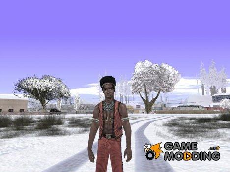 The Warriors Сochese для GTA San Andreas