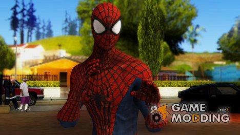 Человек-Паук из игры Amazing Spider-Man 2 для GTA San Andreas