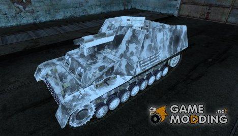 Hummel 04 for World of Tanks