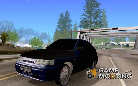 ВАЗ-21124 1.6i Carbon для GTA San Andreas