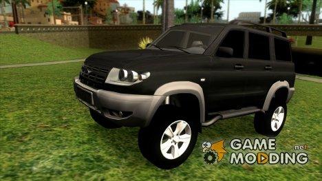 УАЗ Патриот for GTA San Andreas