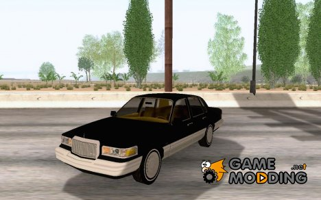 1997 Lincoln Town Car for GTA San Andreas