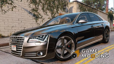 2010 Audi A8 FSI 4.0 for GTA 5